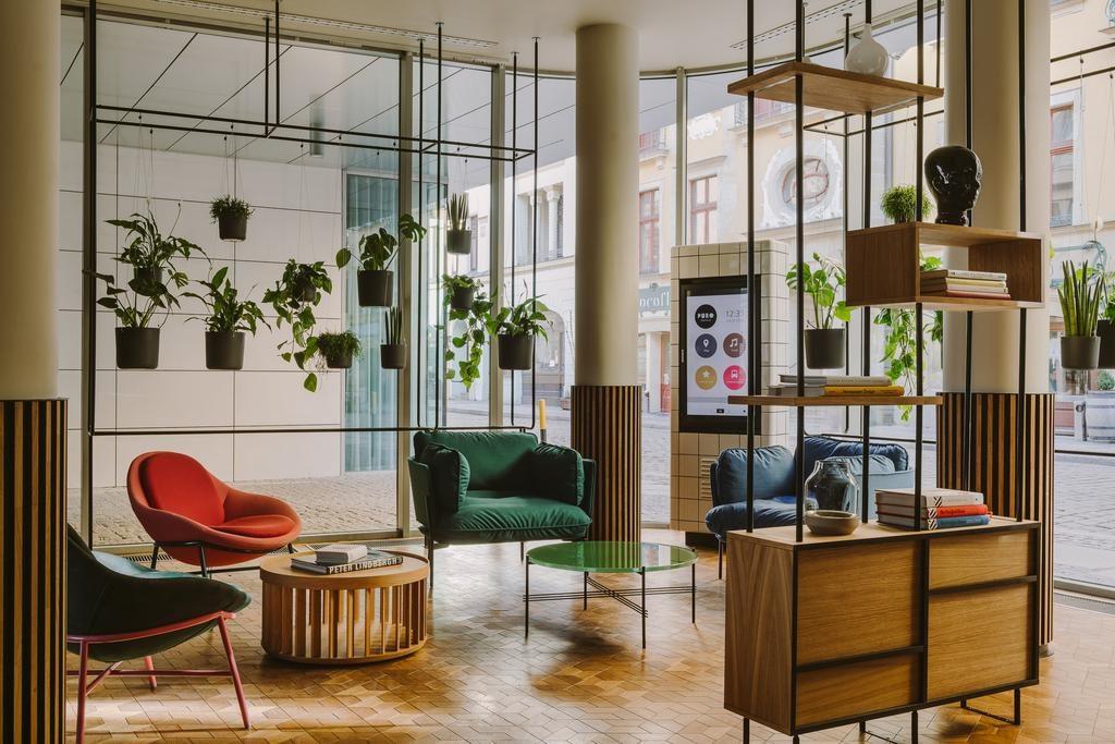 PURO Wrocław Stare Miasto : Un bel hôtel design parfaitement situé. Autre coup de coeur.