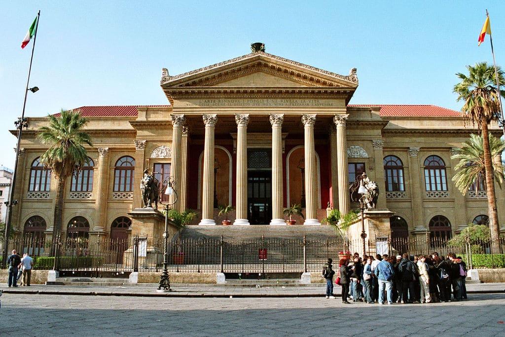 Teatro Massimo à Palerme : Opéra mythique et parrain 3