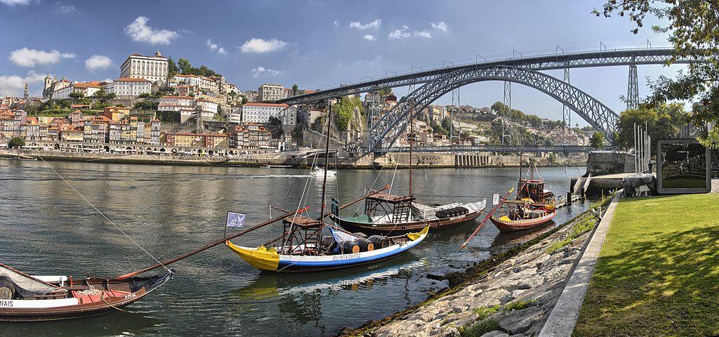 Ponts de Porto : Dom Luis I, le «pont Eiffel» et les 4 autres