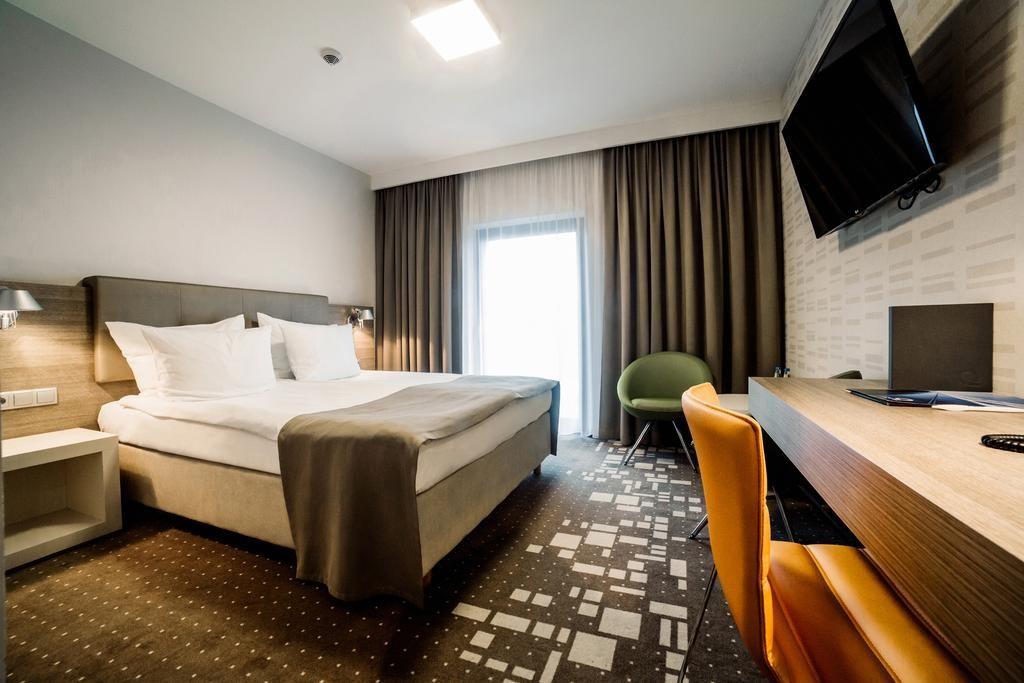 Q Hotel Plus Wrocław : Le confort sans extravagance.