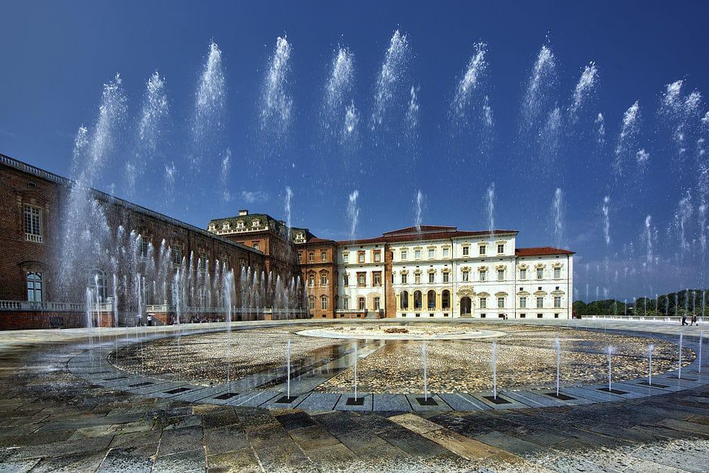 Palais de Reggia di Venaria Reale près de Turin - Photo de Tiziano Photography