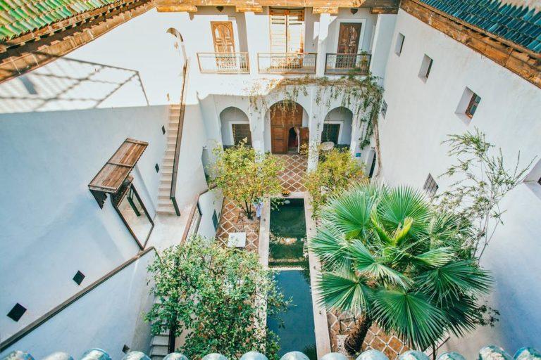 Riad Le Rihani à Marrakech