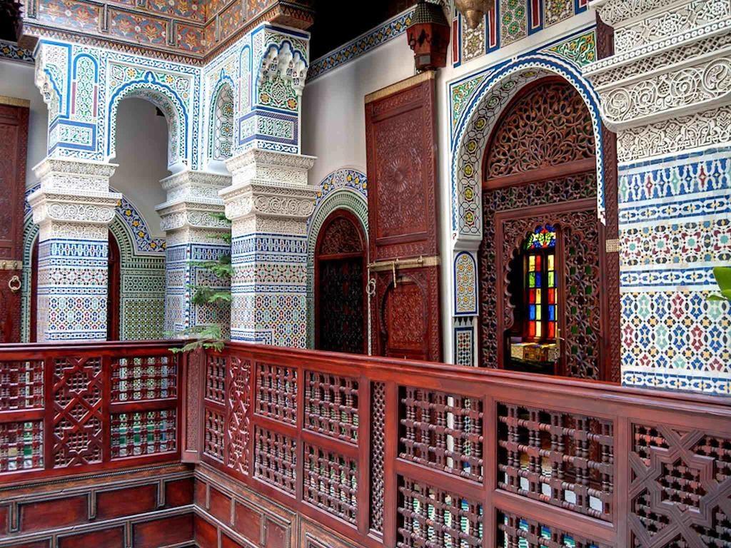 Dans le Riad Rcif & Spa pour un hébergement inoubliable à Fès.