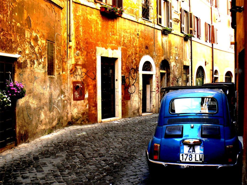 Venir à Rome en avion depuis Toulouse, Bordeaux ou Pau