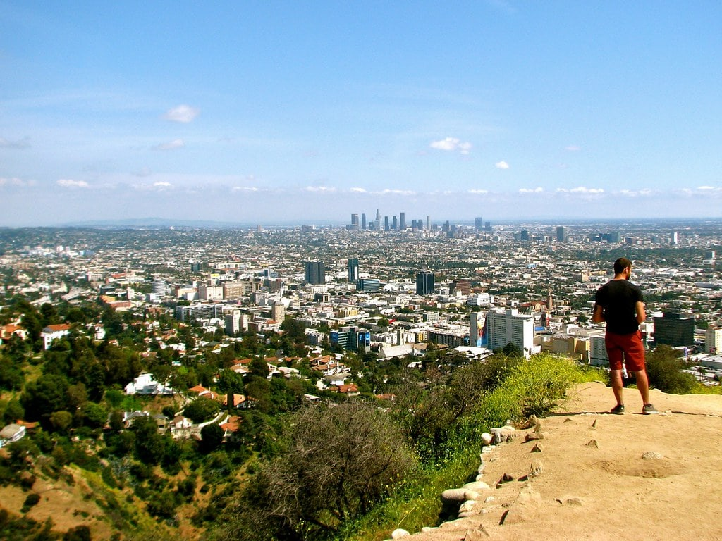 Runyon Canyon Park, un petit bout de nature en plein coeur de Hollywood