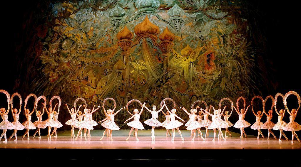 Ballet au Théâtre Mariinsky de Saint Petersbourg - Photo d'Andreu