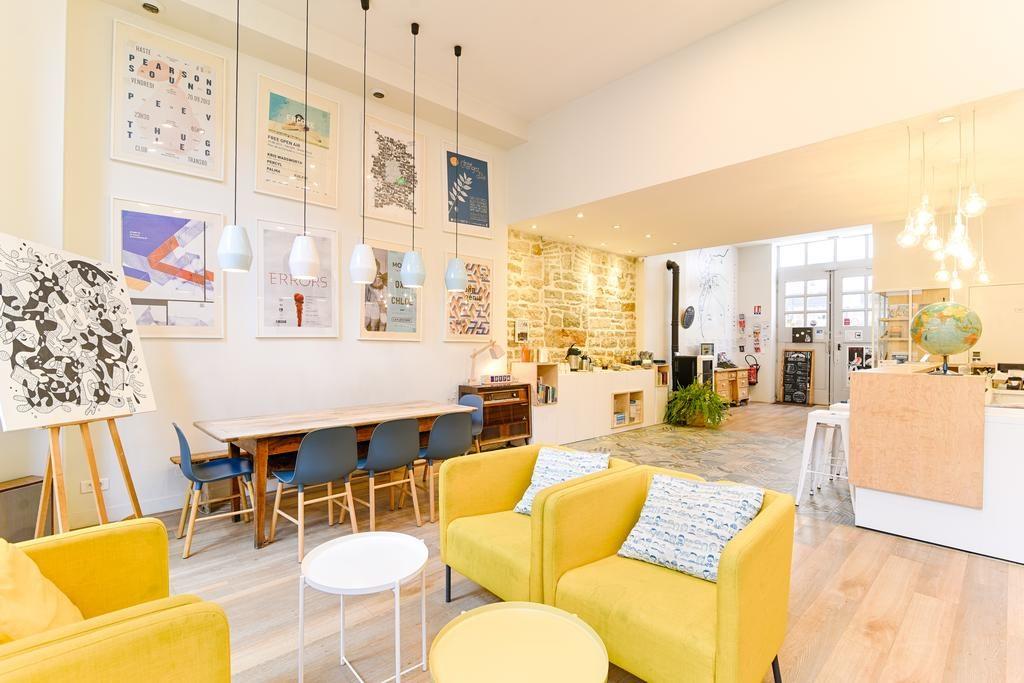 Auberge de jeunesse SLO Living Hostel à Lyon.