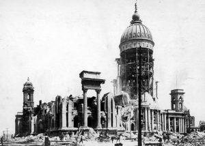 San Francisco au 20e : Destruction, crise et béton