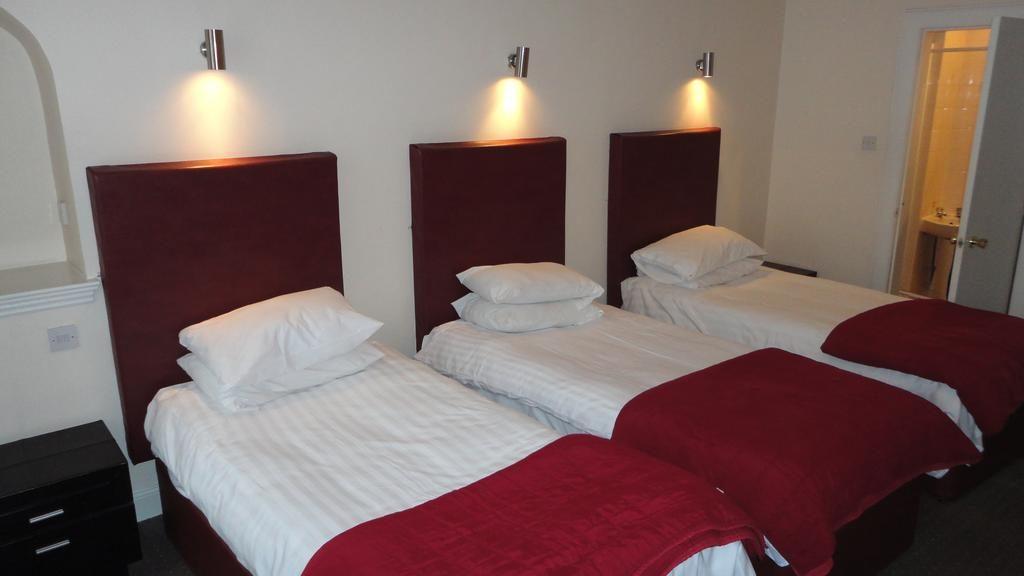 Bon rapport qualité / prix à l'hôtel Sandyford Hotel à Glasgow.