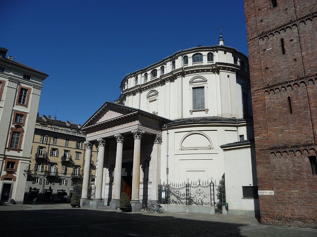 Eglise Santuario della Consolata à Turin - Photo de Georgius LXXXIX
