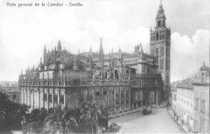 Cathédrale de Séville : L'incontournable ancienne mosquée devenu un «monstre» gothique ! [Santa Cruz]