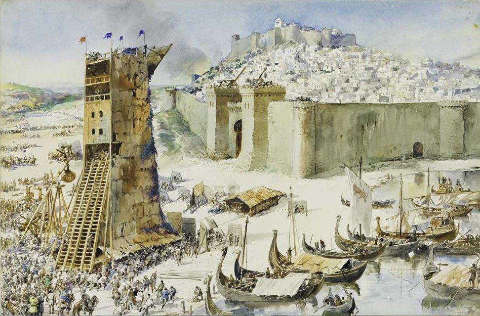 Histoire de Lisbonne : De la fondation à la capitale du Portugal