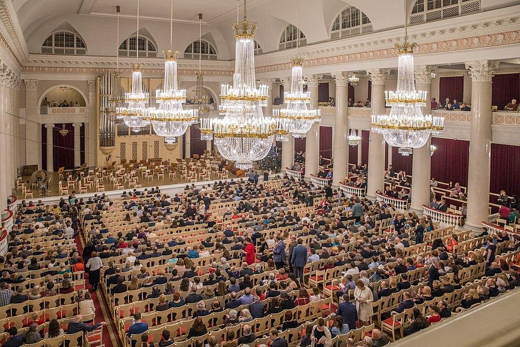 4 lieux de concert à Saint-Pétersbourg : Classique, jazz, rock