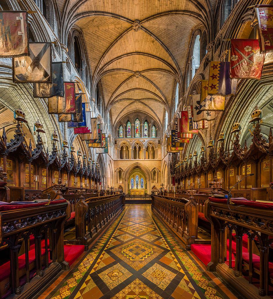 Cathédrale Saint Patrick à Dublin : Chef d'oeuvre incontournable