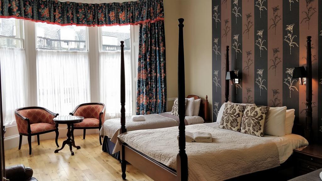 Decor classique dans The Haymarket Lairg Hotel à Edimburg.