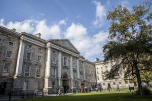 Trinity College de Dublin et musées de la prestigieuse université [Merrion square]