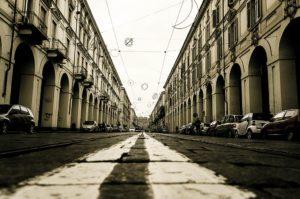 Via Po et Piazza Vittorio Veneto à Turin : Rendez-vous elegant ! [Vieille Ville]