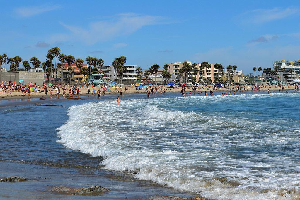 La plage de Venice Beach à Los Angeles - Photo de Blake Everett