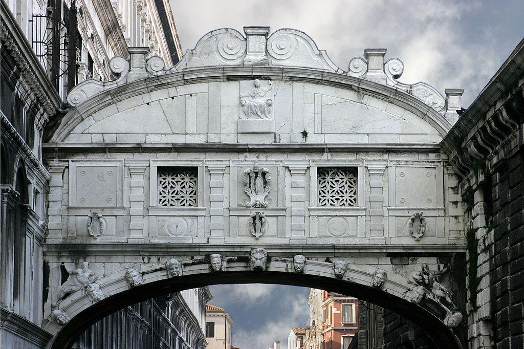 Pont des soupirs à Venise - Photo de Nino Barbieri