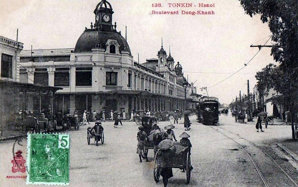 Quartier français à Hanoi : De 1886 à aujourd'hui