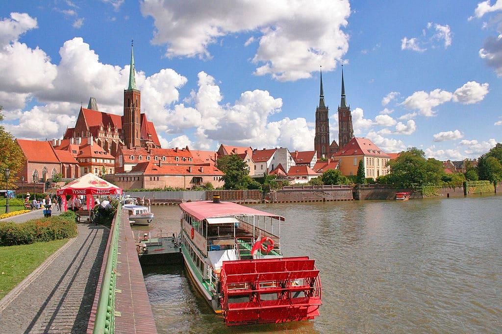 Météo Wroclaw : Prévision à 15 jours, climat & quand venir ?