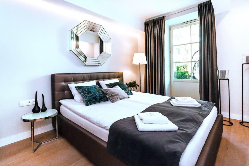 Appartement en location à Cracovie via AirBnB : Lux appartment.