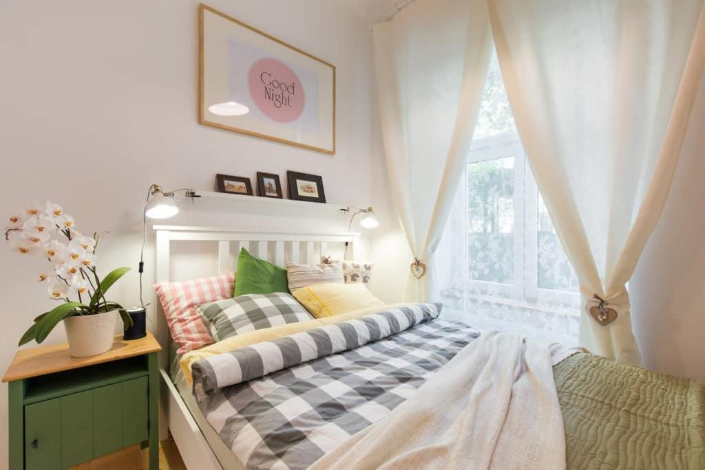 Appartement en location à Cracovie via AirBnB : Chez Magda et Bartek.