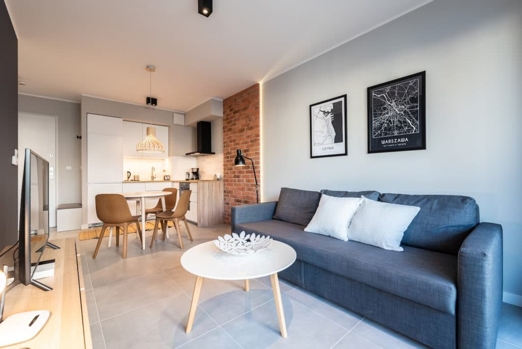 Appartement en location à Cracovie via AirBnB : Sigma33.