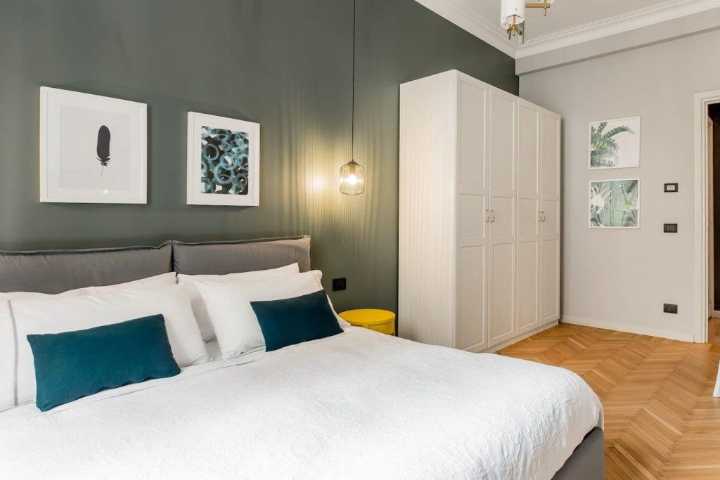 Airbnb à Copenhague : Ambiance arty et vintage.