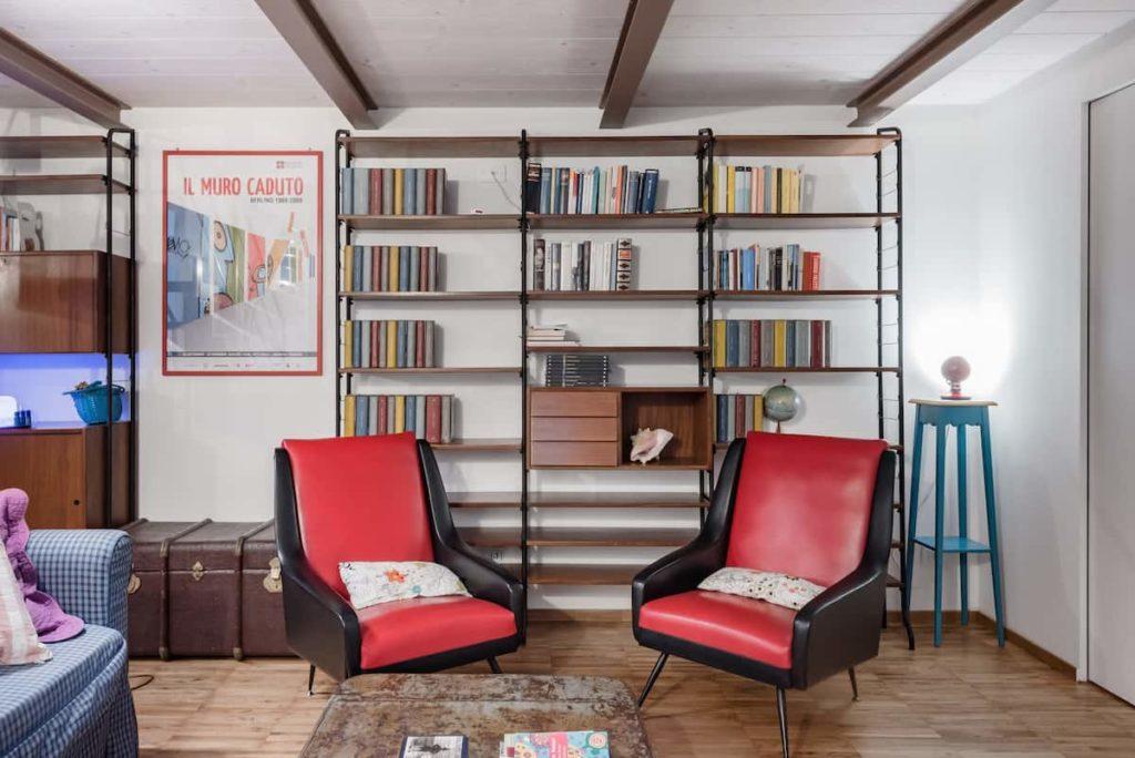 Airbnb à Turin : Loft et ambiance vintage.