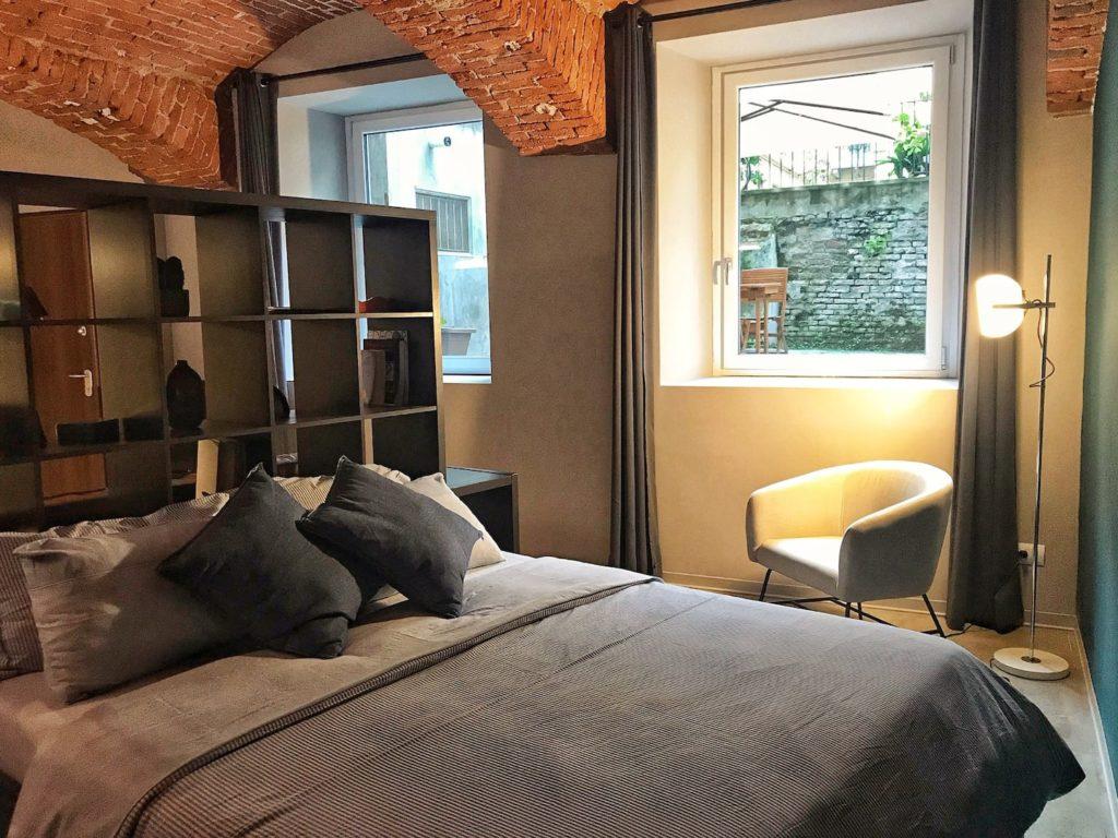 Airbnb à Turin : Appart vintage dans le quartier étudiant de Vanchiglia.