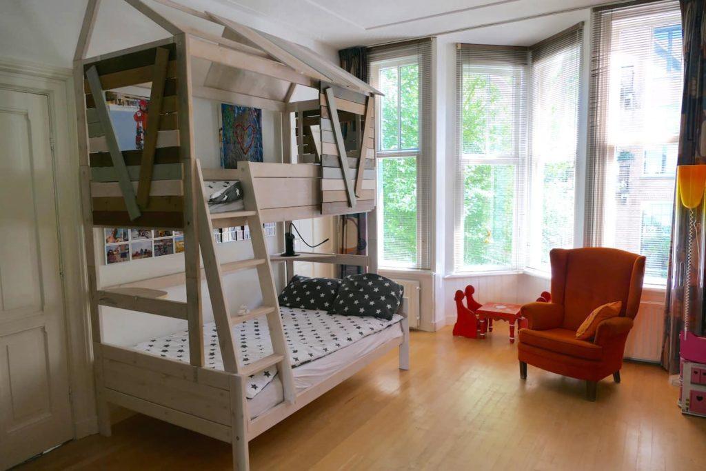 Airbnb à Amsterdam : Appart arty à louer !