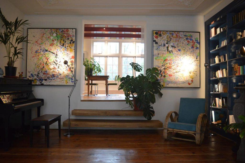 Airbnb à Amsterdam : Charmant appart dans le quartier branché du Pijp.