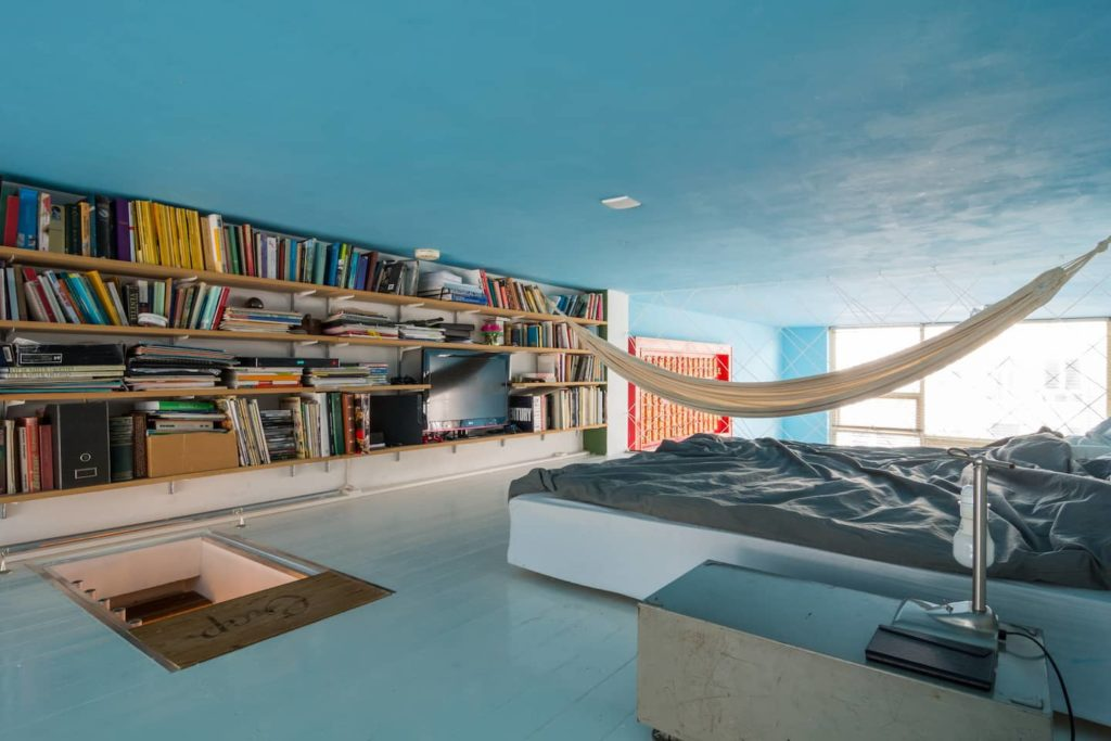 Airbnb à Amsterdam : Belle adresse atypique !