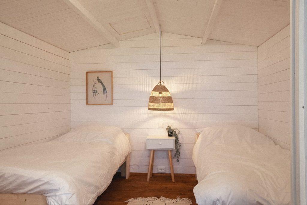 "Outside Inn, ""camping"" à Amsterdam ou près d'Amsterdam."