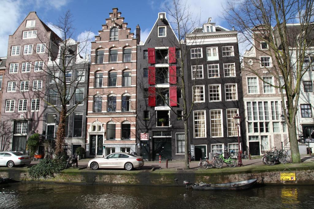 International Budget Hostel, auberge de jeunesse à Amsterdam.