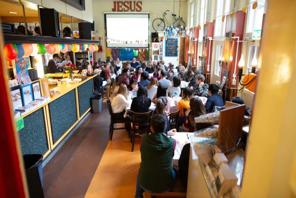 Shelter City, auberge de jeunesse à Amsterdam.