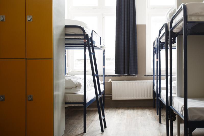 Shelter Jordan, auberge de jeunesse à Amsterdam.