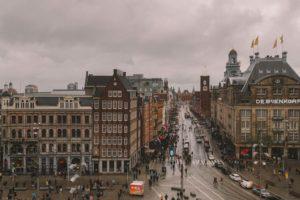 Vieille ville d'Amsterdam, incontournable centre et quartier historique