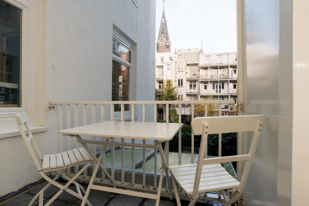 Old New Pijp, Hotel proche du quartier de Pijp à Amsterdam.