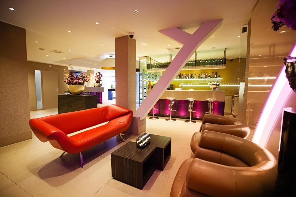 Albus Hotel City Centre, hotel dans le centre d'Amsterdam (quartier des canaux).