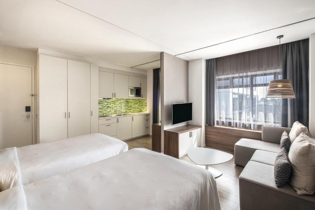 Element, appart-hotel et appartement avec kitchenette à Amsterdam