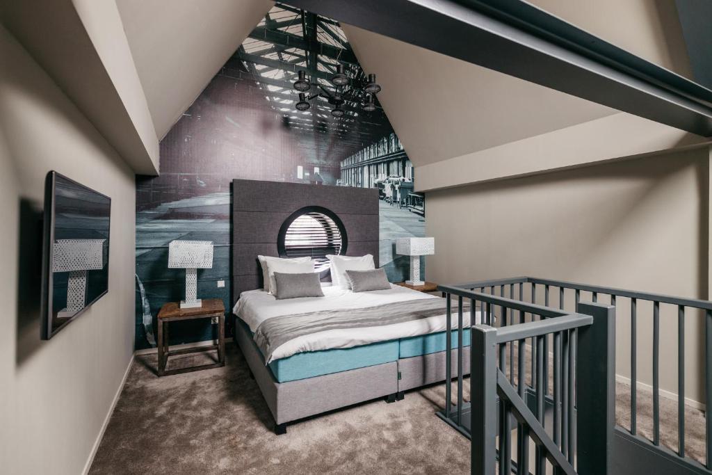 Yays Amsterdam Maritime, appart-hotel et appartement avec kitchenette à Amsterdam.