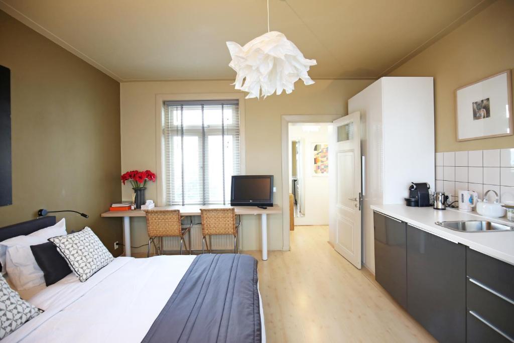 Appartement Canal Studio, hotel à Amsterdam.