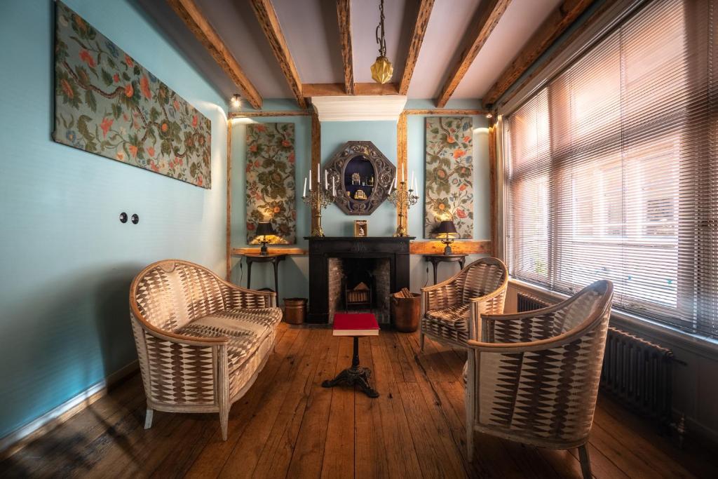 Private Mansions, appartement en location à Amsterdam.