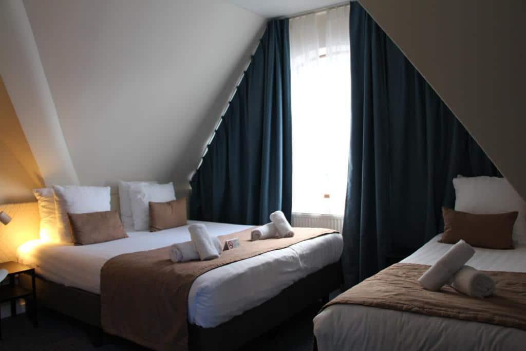 Hotel Atlas, hotel du quartier des musées à Amsterdam.