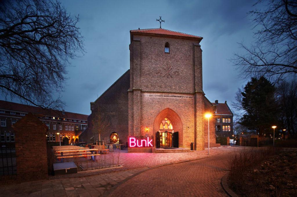 Auberge de jeunesse Bunk, hotel à Amsterdam.