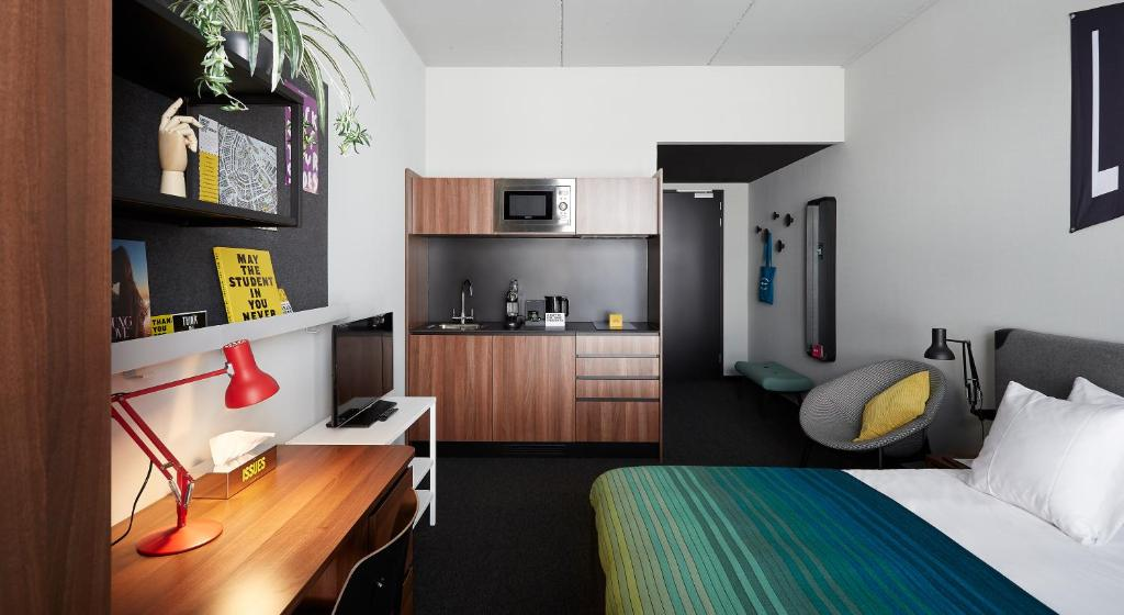 The Student Amsterdam, appart-hotel et appartement avec kitchenette à Amsterdam