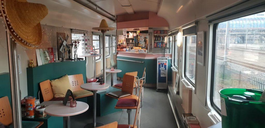 Auberge train Lodge, hotel à Amsterdam.
