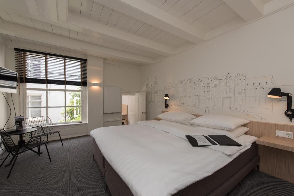 B&B Bed and Breakfast, hotel à Amsterdam.